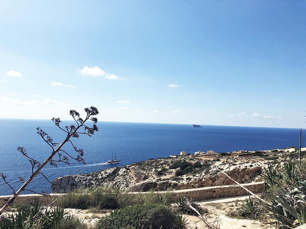 Blue Grotto & Maltese Food | BLOGTOBER