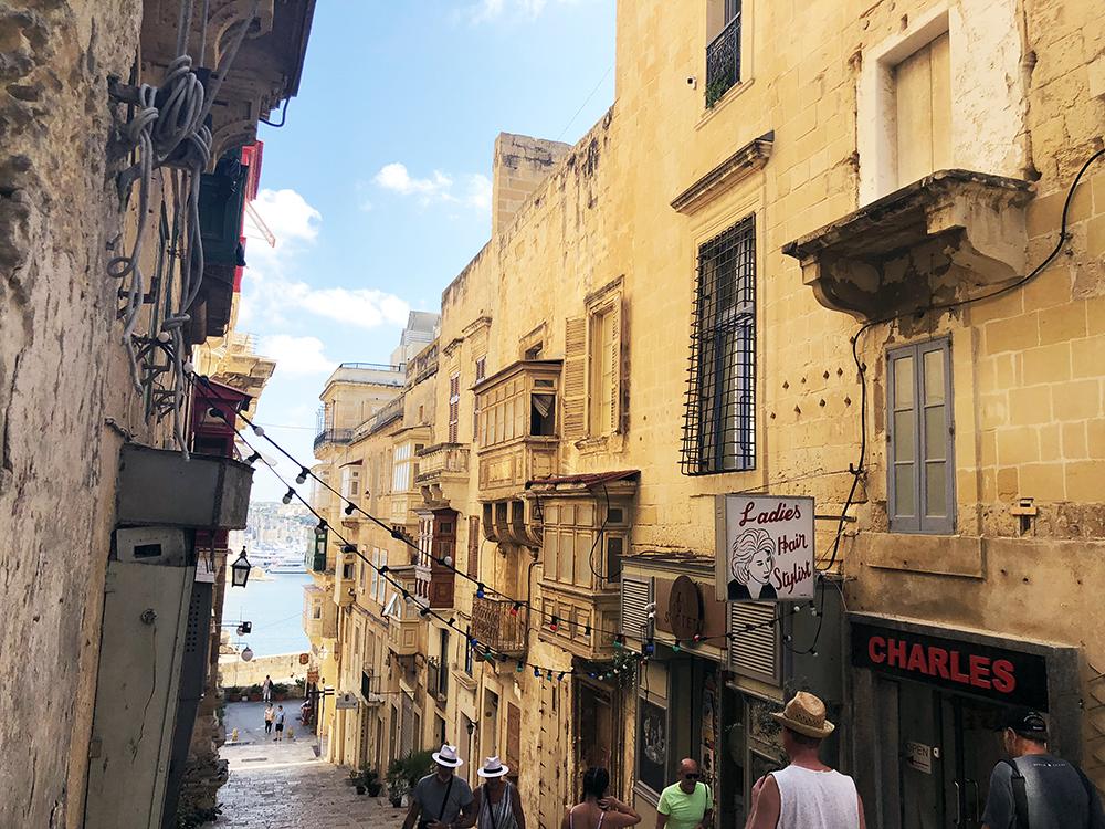 A Day In Valletta, Malta | BLOGTOBER