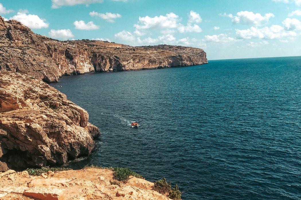 Blue Grotto & Maltese Food   BLOGTOBER