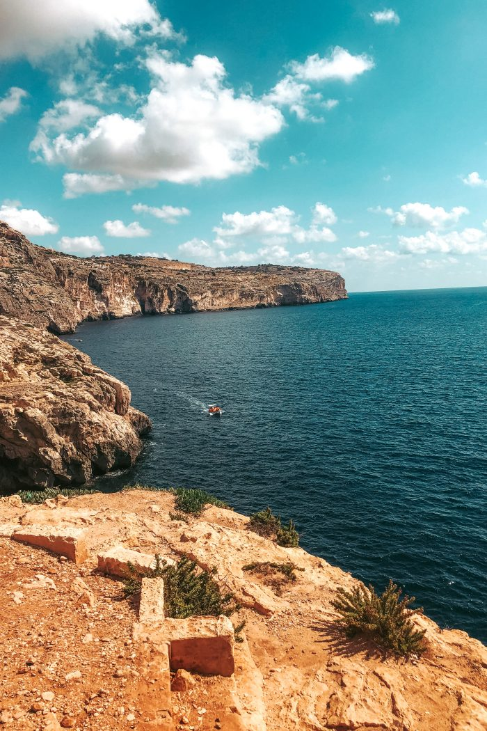 Blue Grotto & Maltese Food | BLOGTOBER