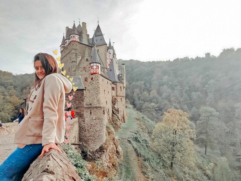 A Day At Burg Eltz Castle, Germany | BLOGTOBER
