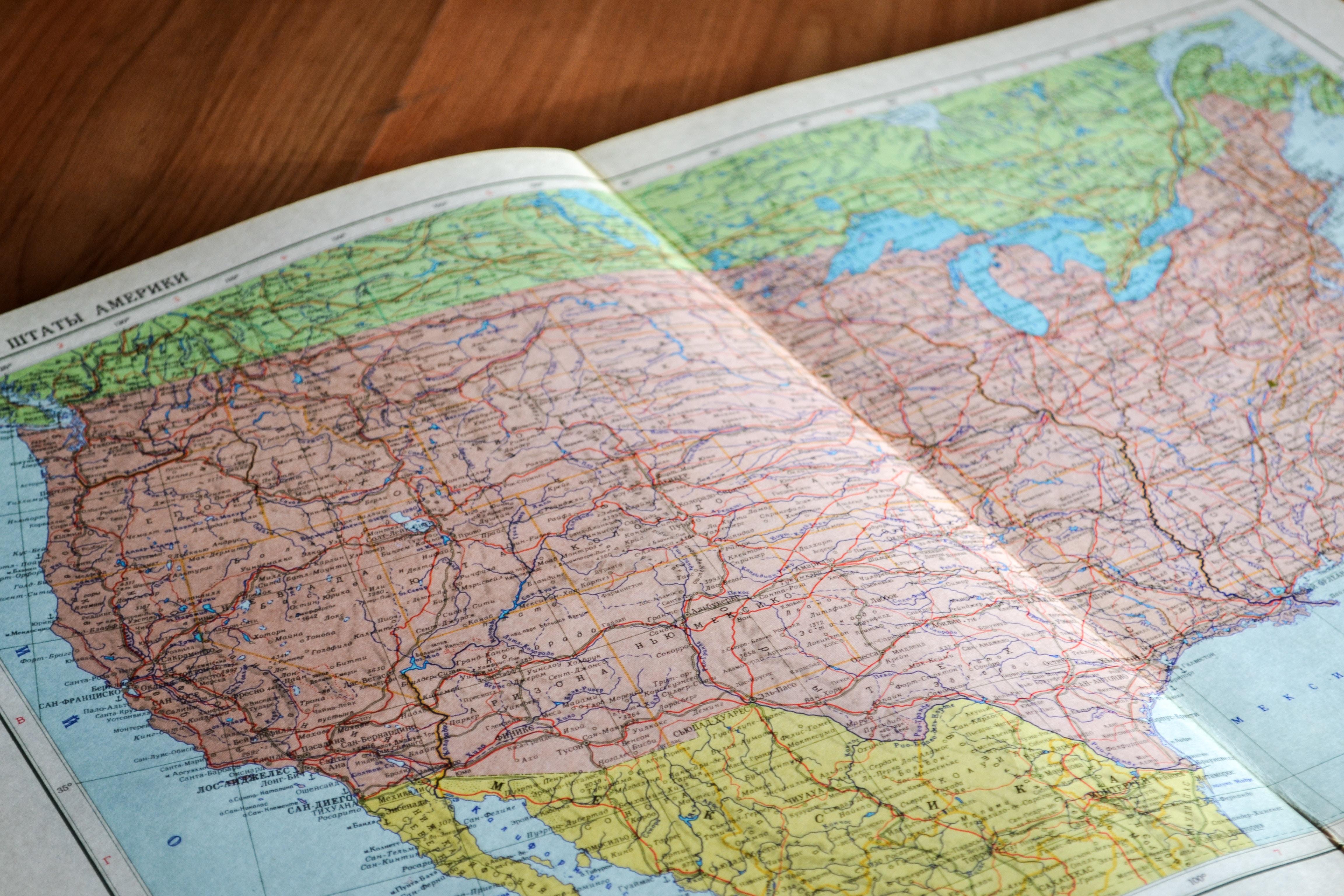 America Travel Wishlist Part 1