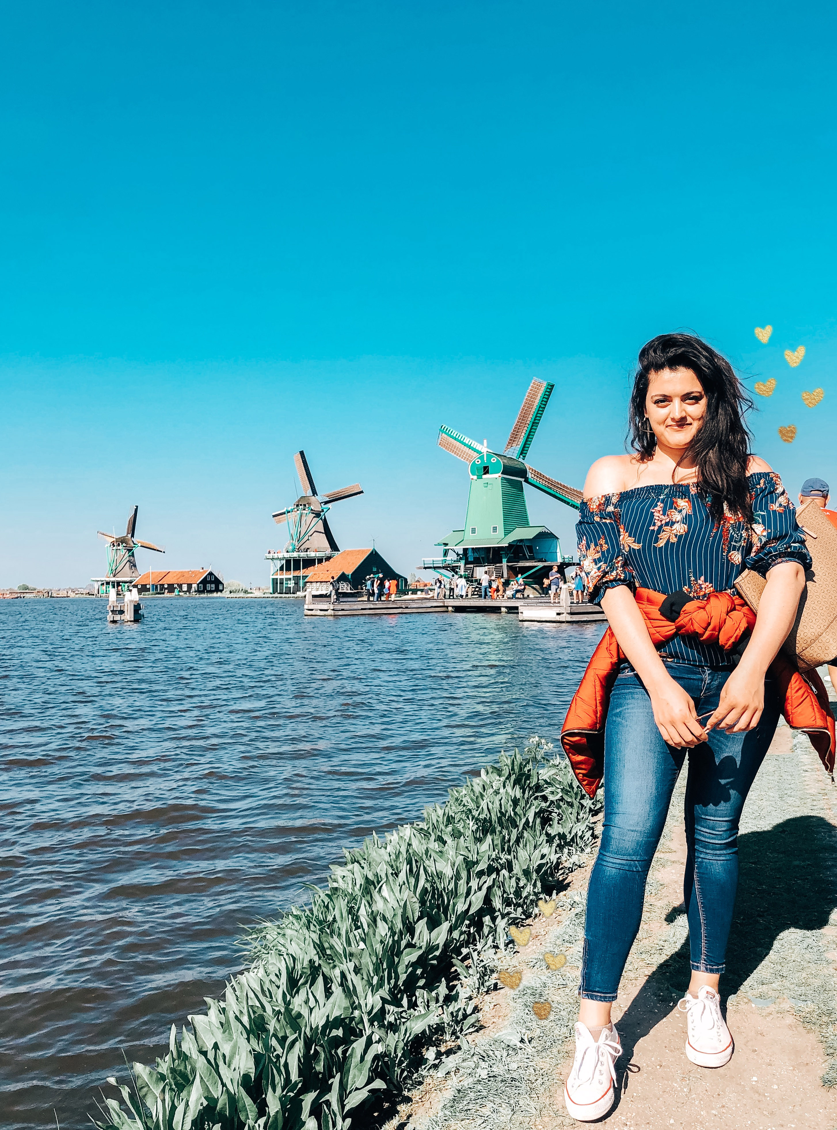 Windmills And Clogs: Travel Guide To Zaanse Schans