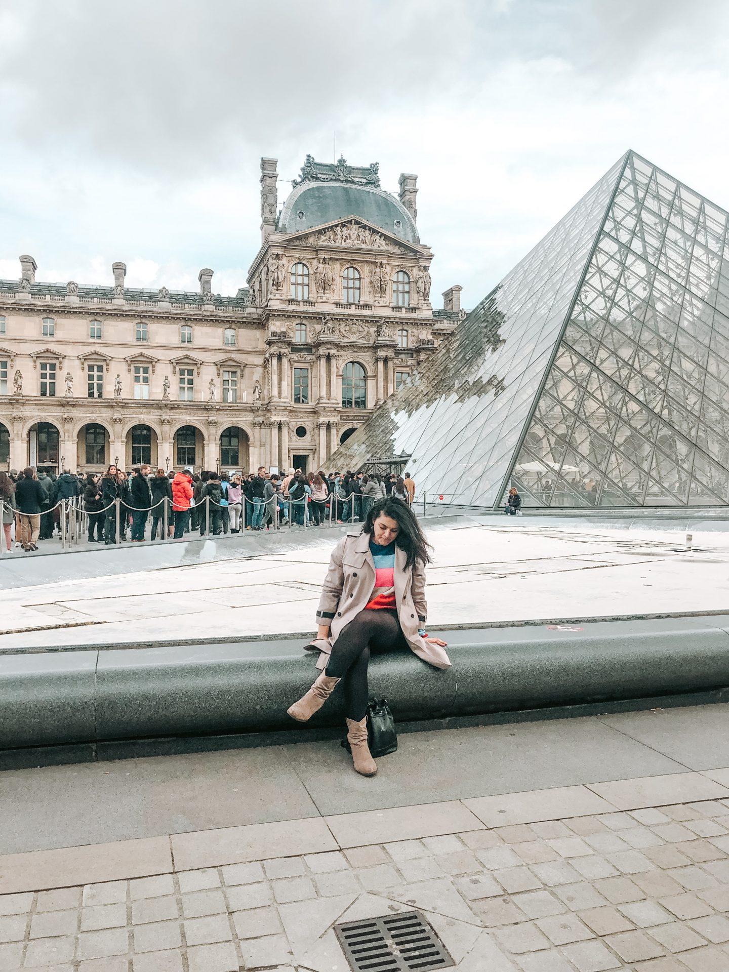 paris-france-louvre-museum-romantic-destinations-europe