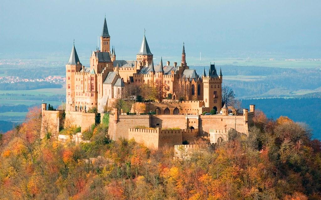 hohenzollern-castle-schloss-germany