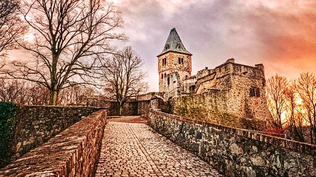 frankenstein-castle-germany
