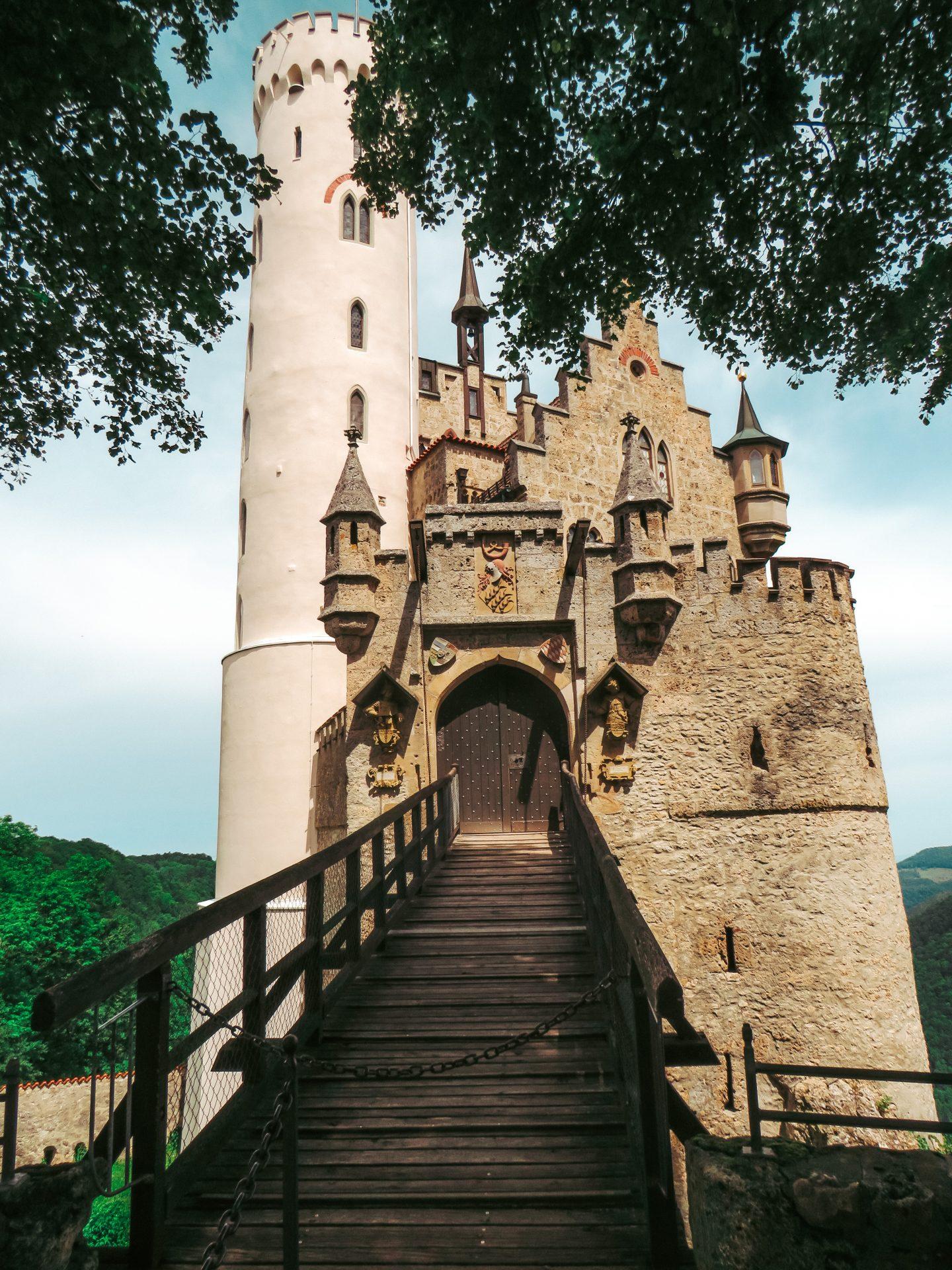 liechtenstein-castle-germany