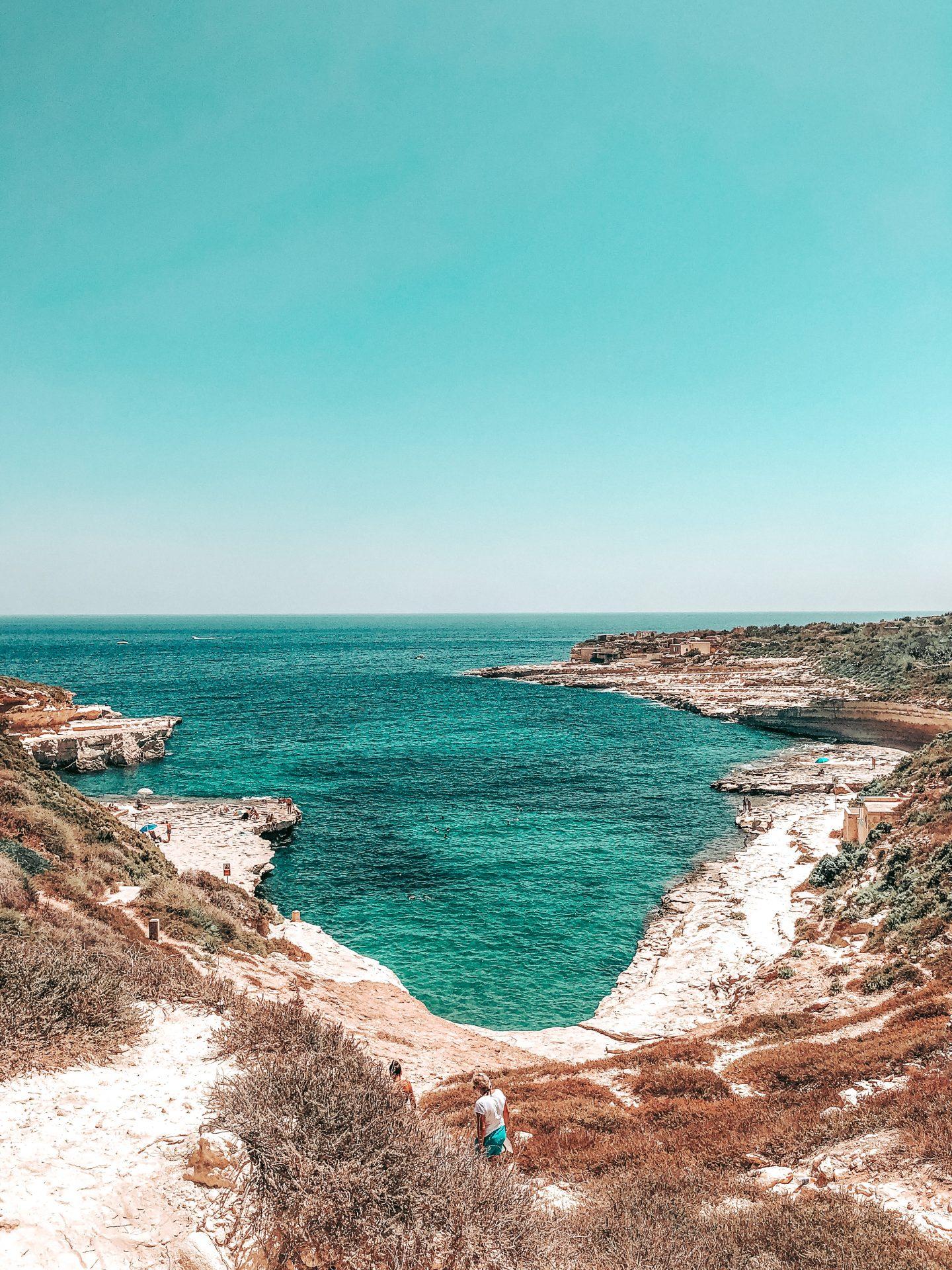 everything-to-know-moving-to-malta-kalanka-bay-malta-beaches