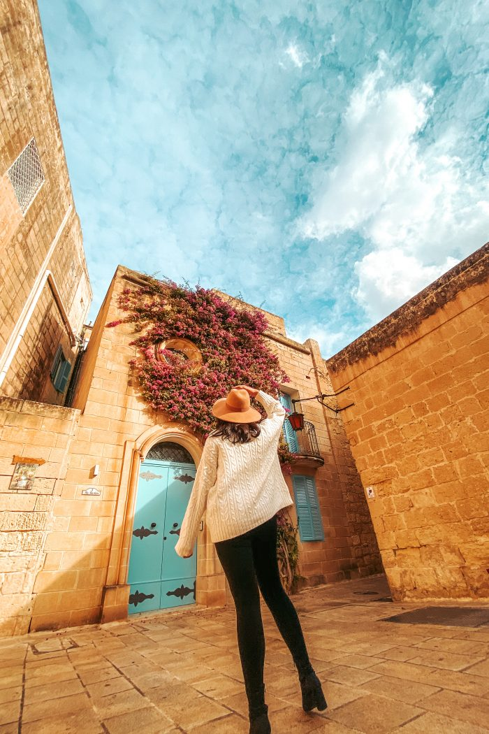 The Best Instagram Spots in Mdina, Malta