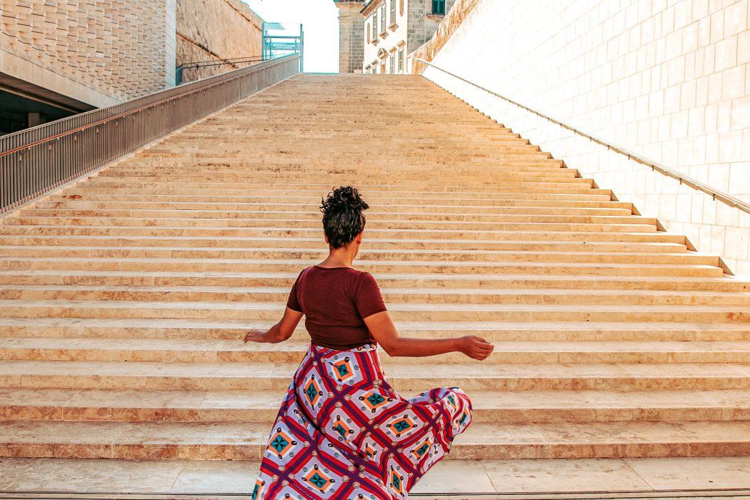Instagrammable Spots In Valletta, Malta
