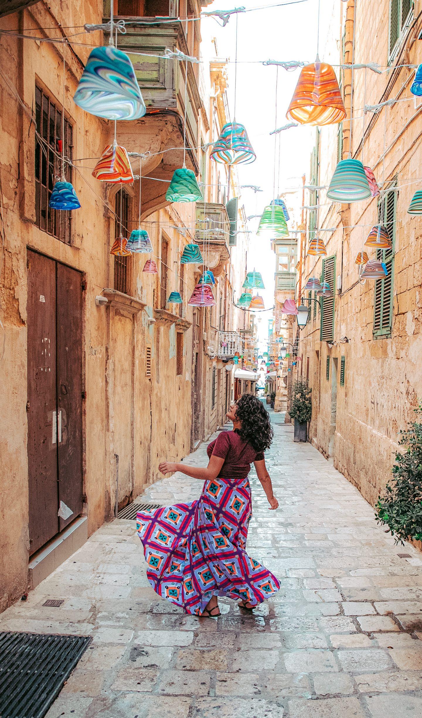 instagrammable-spots-valletta-strait-street-malta
